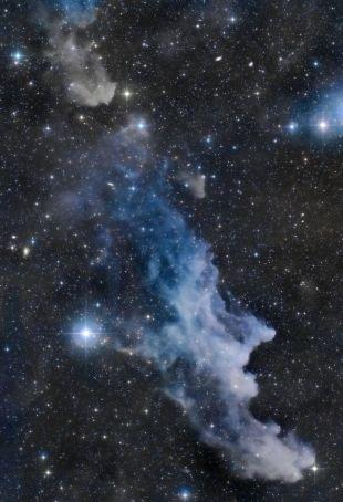 IC 2118 o Testa di Strega