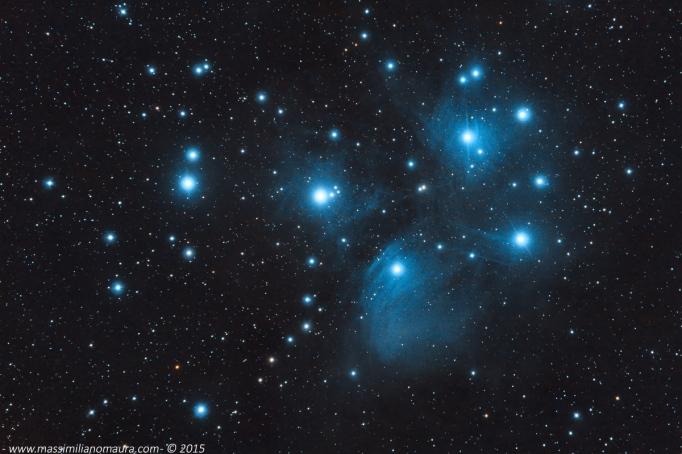 M45, credit Massimilano Maura