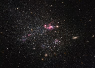 UGC 4459, telescopio Hubble