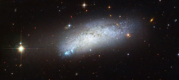 ESO 162-17, telescopio Hubble
