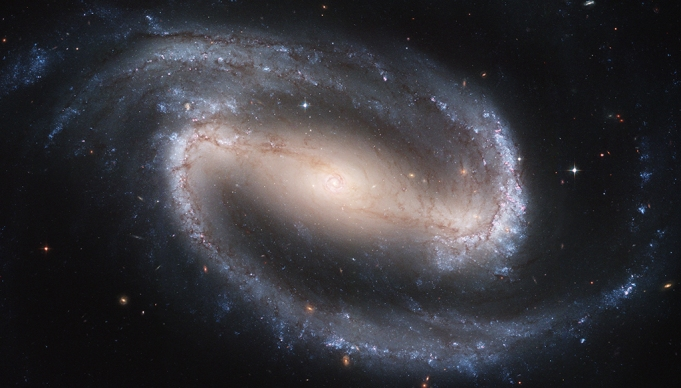 NGC1300, telescopio Hubble