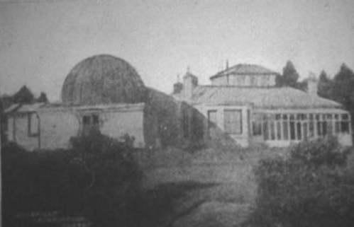 L'osservatorio privato di Isaac Roberts