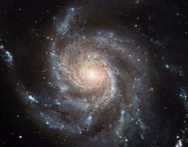 M101, telescopio Hubble