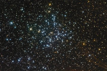 M38, lunga esposizione, http://cs.astronomy.com utente BobFranke
