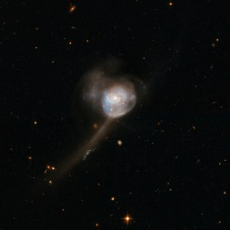 NGC 17, telescopio Hubble