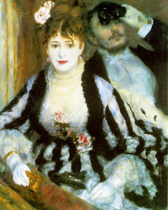 Il Palco. Renoir