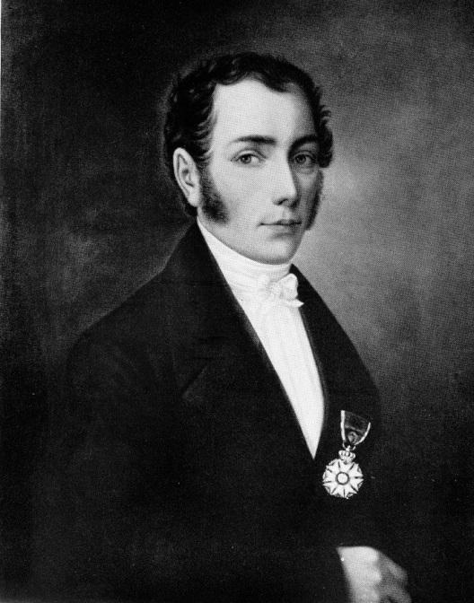 Joseph von Fraunhofer.