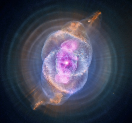 Nebulosa Occhio di Gatto, NGC 6543