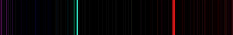 spettro M57